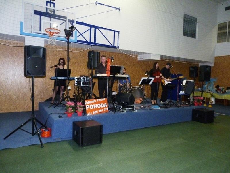 Kapela Pohoda - kvintet