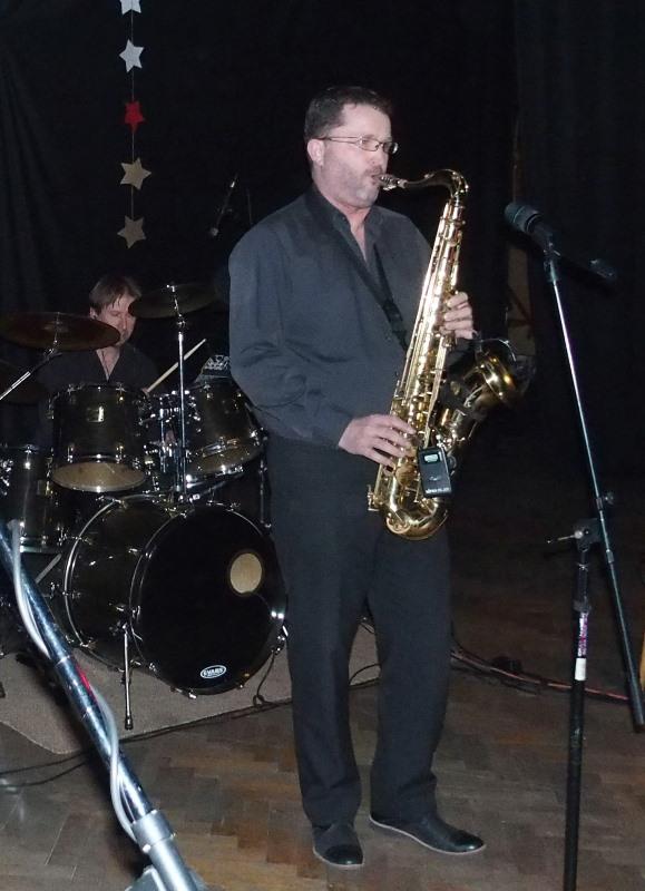 sólo saxofon
