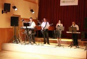 Hudební skupina POHODA - živá hudba na svatbu, kapela na plesy